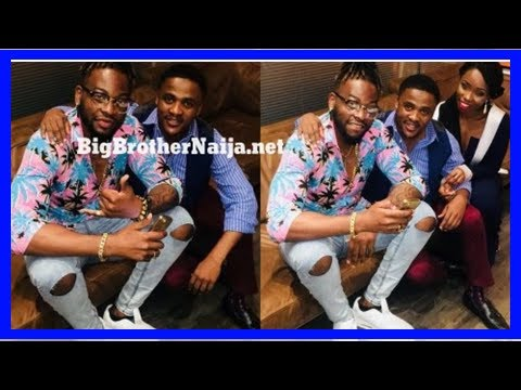 #BBNaija Day 64: Teddy A and Bambam Pose For First Photos Together After Eviction | Big Brother N...