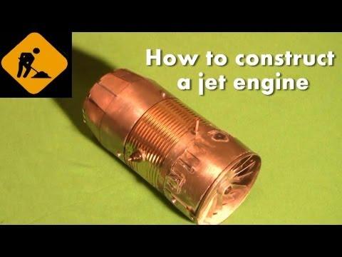 Self Made Jet Engine : Mounting/  Installation