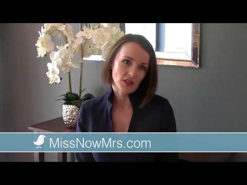 A Message from the MissNowMrs Founder