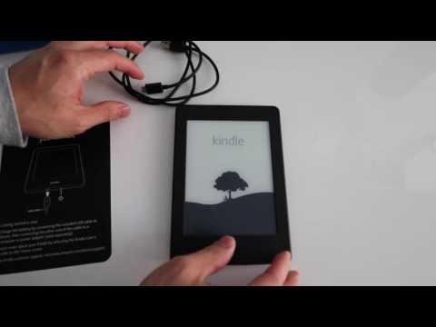2016 Kindle Paperwhite E-Reader (Unboxing, Setup, Review) 300 PPI