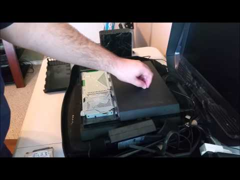 How to Backup/Restore PS4 hard drive to 2TB