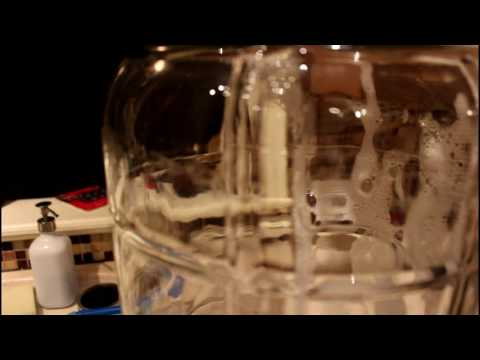 Carboy Brush Video (with cordless drill)