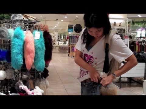 Japanese Fashion: Fox Tail