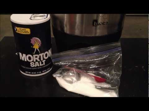 Rehydration Solution - SHTF Medical Recipe - LEARN THIS