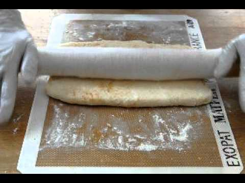 How to Roll Out Flaky Cinnamon Biscuits