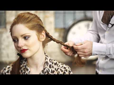 Big Textured Look with Matthew Curtis