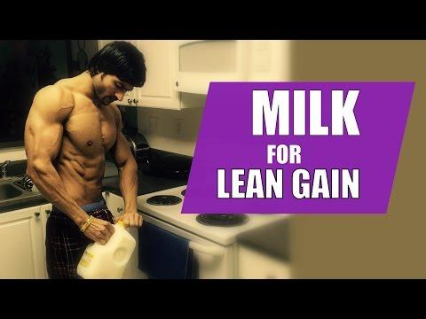 MILK for LEAN GAIN | Good or Bad | Honest Advice by Guru Mann
