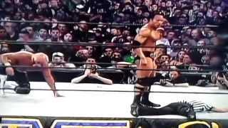 The Rock Vs Hulk Hogan At WrestleMania 18th