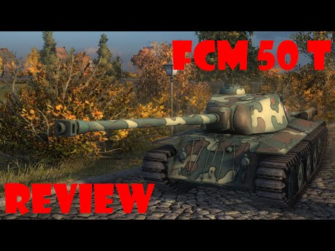 World Of Tanks Xbox 360 - FCM 50 t Review