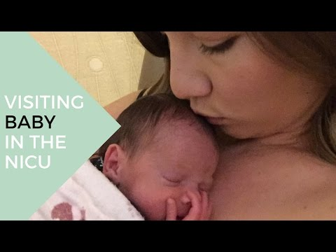 A Day In The Life Of A NICU Mom - Meet My Baby! // Laura's Natural Life