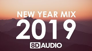 Download New Year Mix 2019 | Best of Pop Hits (8D AUDIO) Video