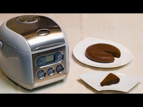 炊飯器で作るガトーショコラ / Rice cooker chocolate cake