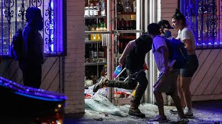 Looting, vandalism breaks out during Austin protests against police violence