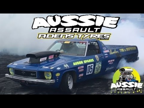 Aussie Spares Ute | Aussie Assault | 7th October 2017