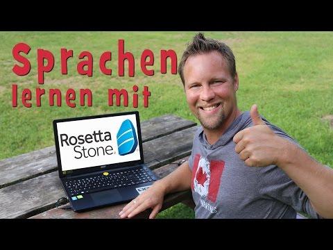 SPRACHEN LERNEN mit ROSETTA STONE | 50% Gutschein !!!
