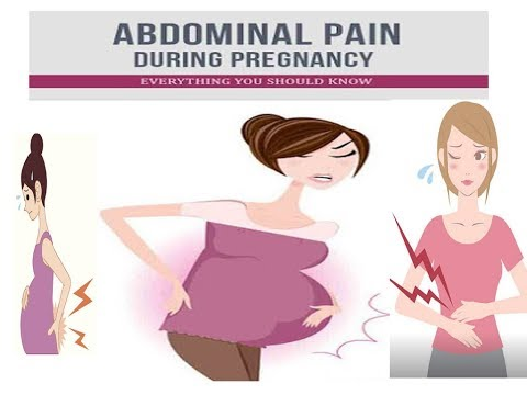 Abdominal pain during pregnancy causes sign|symptoms how to relieve from sharp pain|Constipation|gas