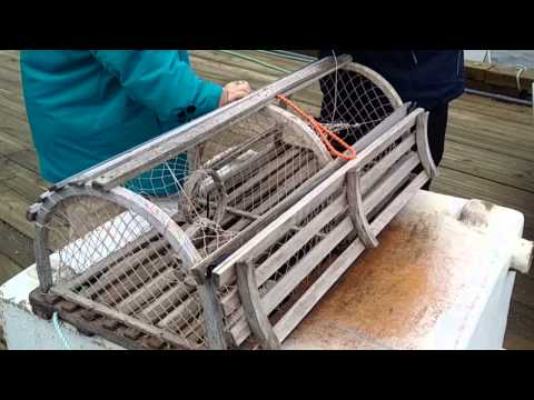 PEI Lobster Trap Explained