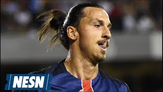 Could Zlatan Ibrahimovic Be Planning A Move To The MLS? LAFC?