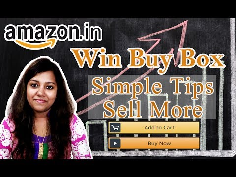 How to Win Amazon Buy Box and Get more sale [Explained With Example in Hindi]