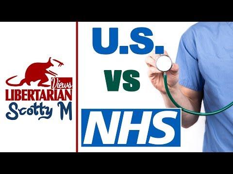 American Healthcare versus NHS