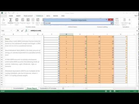 304 Insert Function Dialog Box in Excel