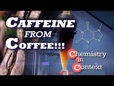 Caffeine Crystals and Coffee Chemistry!