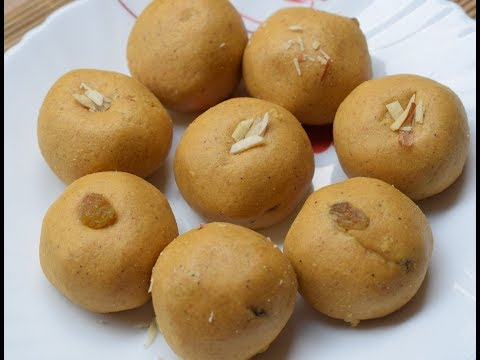 Diwali Special Besan ke Laddu Besan Ladoo Recipe in Hindi Besan Ladoo Besan Ladu Besanacha Ladu Ladu