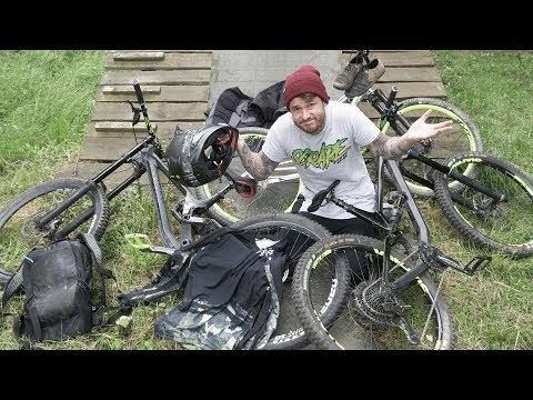 Mit Mountainbike anfangen!? Downhill, Enduro, Dirt Jump Ausrüstung - Beginner Tipps | Fabio Schäfer