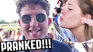 BELMONT STAKES PRANKED VIDEO!