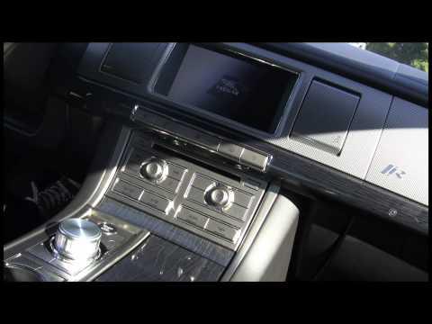 2010 Jaguar XFR Review