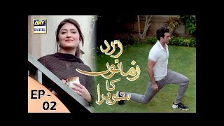 Zard Zamano Ka Sawera Ep 2 - 9th Dec 2017 - ARY Digital Dama