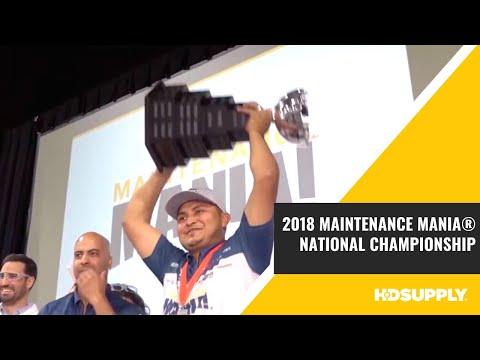 2018 Maintenance Mania National Championship