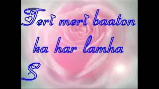 Teri Meri Prem Kahani Lyrics