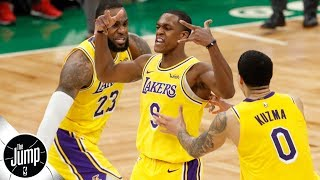 Lakers must play