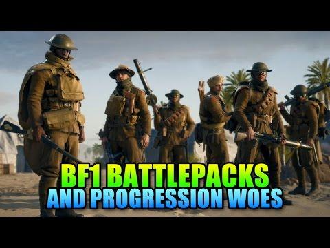 Battlefield 1 - Progression System Problems