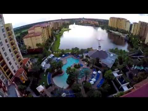 Wyndham Grand Orlando Resort at Bonnet Creek Resort Tour Walt Disney World