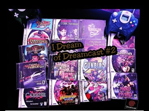 i Dream of Dreamcast #2 | Dreamcast Buying Guide | Sega Dreamcast Collection | Rare Dreamcast Games