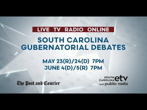 2018 Gubernatorial Republican Debate (Clemson)