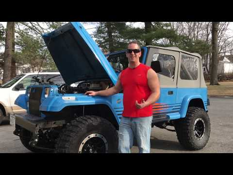How To Check The Intermediate Steering Shaft On a Jeep Wrangler