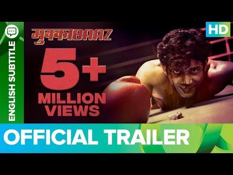 Mukkabaaz - Official Trailer | Anurag Kashyap | Vineet Kumar Singh & Zoya Hussain | Aanand L. Rai