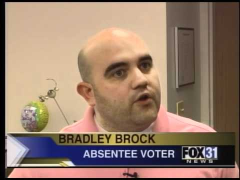 Absentee ballots available now