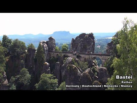 Bastei, Saxon Switzerland / Sächsischen Schweiz, Rathen, Germany / Deutschland
