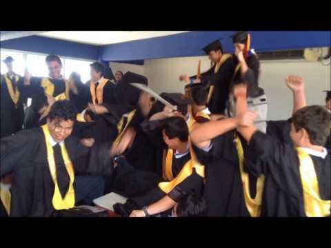 Harlem Shake en las graduaciones