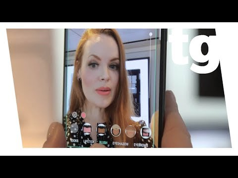 Galaxy S9 AR Makeup: Try and Buy From Sephora