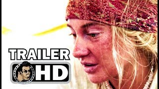 ADRIFT Official Trailer (2018) Shailene Woodley, Sam Claflin Survival Movie HD