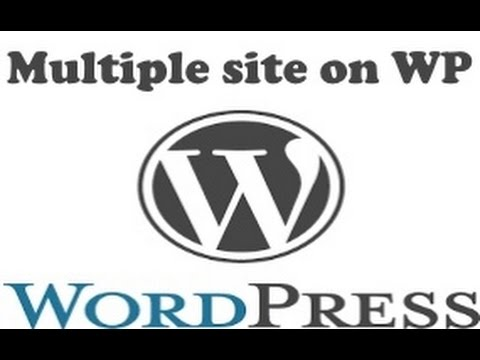 How to Run 2 or more Multi-Site Wordpress sites on XAMPP - localhost