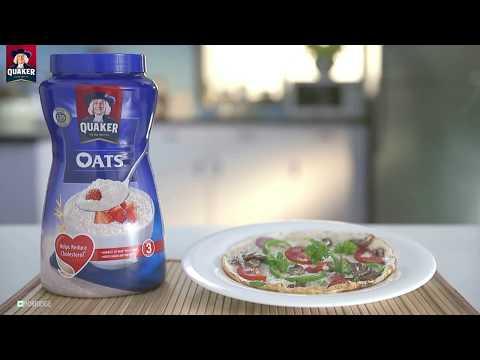 Quaker Oats Spanish Omelette