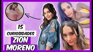 15 Curiosidades de Zion Moreno (CONTROL Z Isabela Fuentes) / Mujer Trans