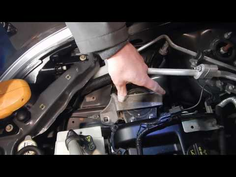 2011 Ford Focus Engine Vibration
