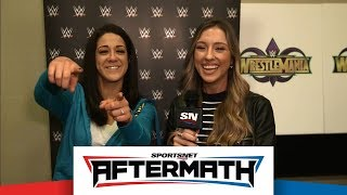 Bayley reveals the insane schedule of a WWE star